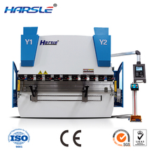 WE67K-63T/2500 CNC hydraulic press brake machine for home appliance case