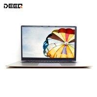 DEEQ 15,6 дюймов ультратонкий ноутбук 2 г 32 SSD Большой Батарея HD оконные рамы 10 активированный камера wi fi ноутбук с Bluetooth компьютер нетбуки