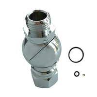 Scuba Diving Regulator 2nd stage hose articulated 360 degree swivel Low Pressure Hose Adapter