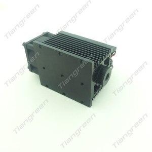 Image 4 - Module bleu de Machine à graver et à couper le métal, contreplaqué, gravure et découpe Laser, haute puissance 15W, CNC pièces pour imprimante TTL