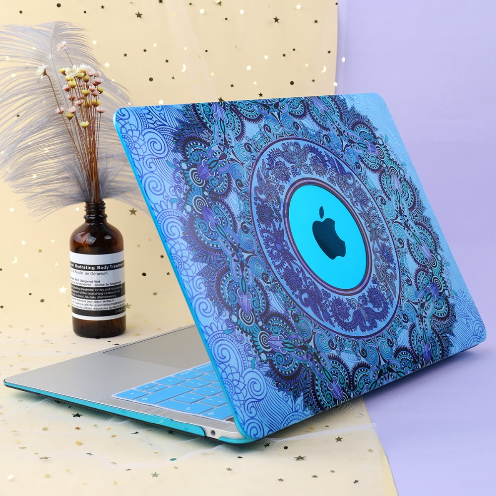 Mandala Print Case for MacBook 60