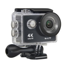 4K WIFI Outdoor Action Camera Ultra HD Mini Cam 2 Inch LCD Screen Underwater Waterproof Video Camcorder Sports Cameras