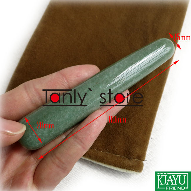 WholesaleTraditional Acupuncture Massage Tool Guasha Beauty stick Natural Stone 12pieces/lot (pen shape) подвески бижутерные nothing but love набор украшений цепочка с кулоном и серьги