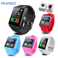 Bluetooth Smart Watch U8 Wrist Watch U8 SmartWatch For IPhone 4 4S 5 5S 6 And
