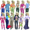 new arrival free shipping 10sets=clothes pants or dress set fashion jacket outfit Clothes outwear suit set coat for barbie doll