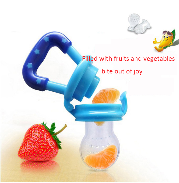 newKids Nipple Fresh Food Milk Nibbler Feeder Feeding Safe Baby Supplies Nipple Teat Pacifier Bottles Chupeta 2016 Free Shipping