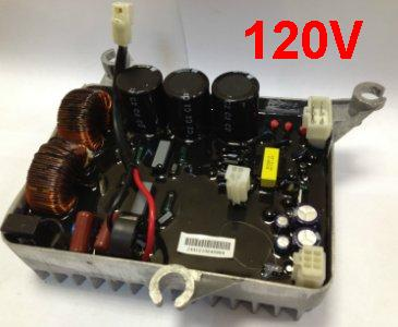Fast shipping IG3000 IG3000E AVR DU30 120V/60Hz inverter generator spare parts suit for kipor Kama Automatic Voltage Regulator