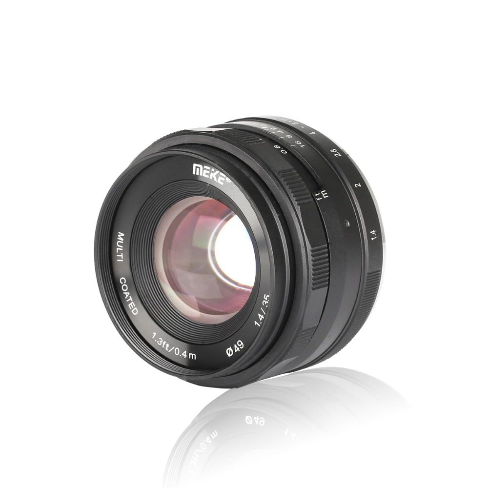 Portrait Mirrorless Camera Lens,35mm F1.6 CCTV Manual Aperture Fixed Focus C Mount Lens with 12PCS Aperture Blades for Pen E-P6//E-PL7//E-PL6//E-PL5//E-PM3//NEX-5T//NEX-3N//NEX-6//NEX-5R etc Black-C Mount