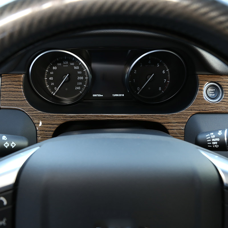2018 Land Rover Discovery Interior: Aliexpress.com : Buy Sands Wood Grain ABS Plastic Interior