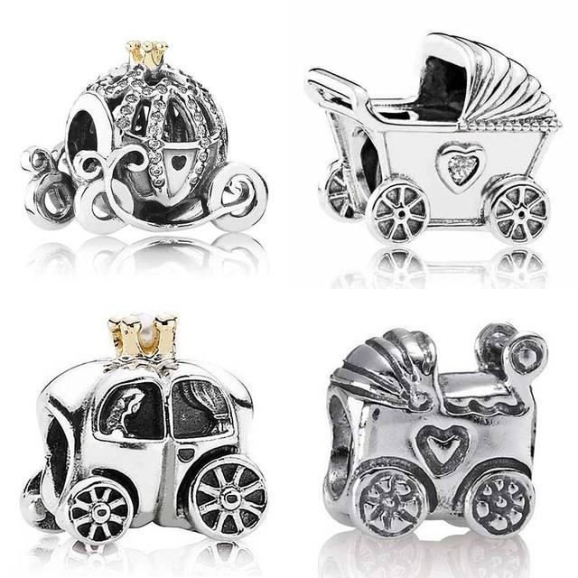 Vintage Cinderella S Pumpkin Coach Royal Baby Carriage