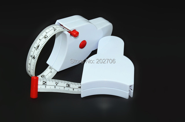 150cm Accurate Fitness Caliper Measuring Body Tape Measure 20pcs/lot