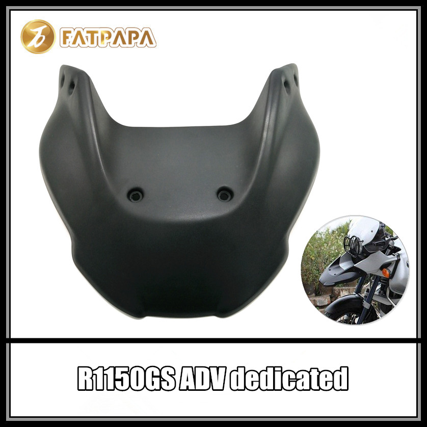 Accesorios de motocicleta carenado delantero guardabarros más largo para BMW R1150GS ADV