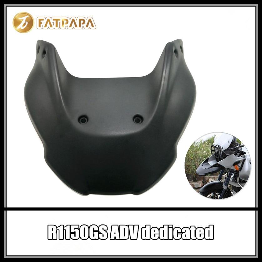 Accessoires moto carénage avant avant plus fender Pour BMW R1150GS ADV