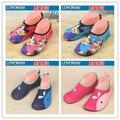 ¡ Hotsale Niños Encienden Los Zapatos Zapatillas de Casa de Playa Natación Niños Zapatos de Suela Suave Niñas niños Calzado antideslizante Zapatos de Interior junto al mar