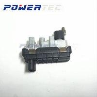 Novo g77 6nw009550 767649 para citroen/peugeot 2.2 hdi 150hp-G-77 turbina eletrônica do atuador do vácuo do turbocompressor 798128-0004