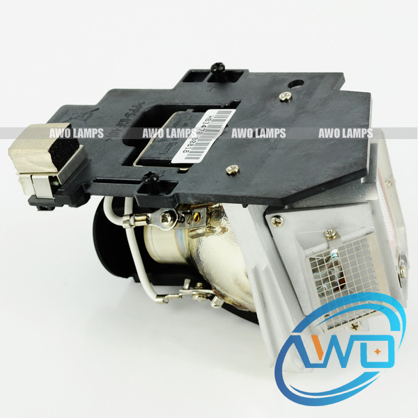 Free shipping ! Original bare lamp with housing 331-2839/725-10284 for DELL 4220/4320 180Day warranty free shipping original 331 9461 projector lamps p vip190w inside 2000hrs with housing for dell s320 s320wi