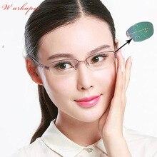 53bbbbc65 Wearkaper anti-uv-reflexivo progressiva multifocal óculos transição sol  fotocromáticas óculos de leitura mulheres ver perto long.