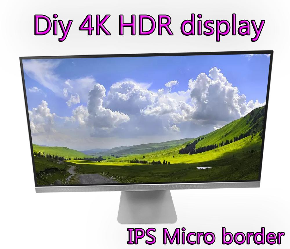 100 NEW original DIY 4k HDR 27 LM270WR3 16 9 metal shell display ps4 xbox screen