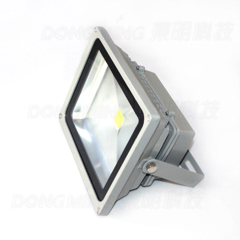 50 W projecteur led 4000 lm lampe de mur de jardin étanche LED spotlight éclairage extérieur rgb froid/chaud blanc