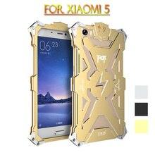 For xiaomi mi5 mi 5 m5 case cover Simon Thor iron man Shockproof Aluminium Metal Frame Luxury cool Tough Armor Phone Cases