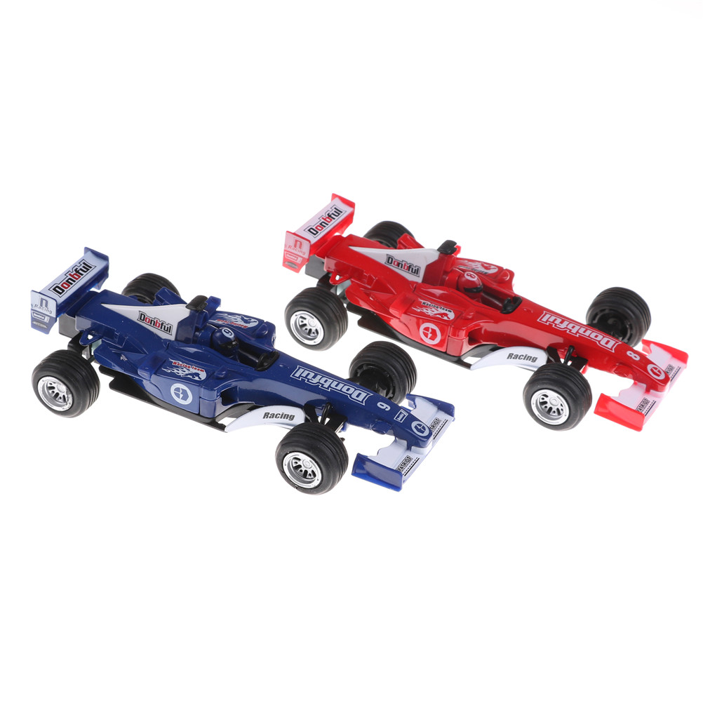 1 32 F1 Formula 1 Racing Cars Diecast Metal Car Model Toy Gift Pull