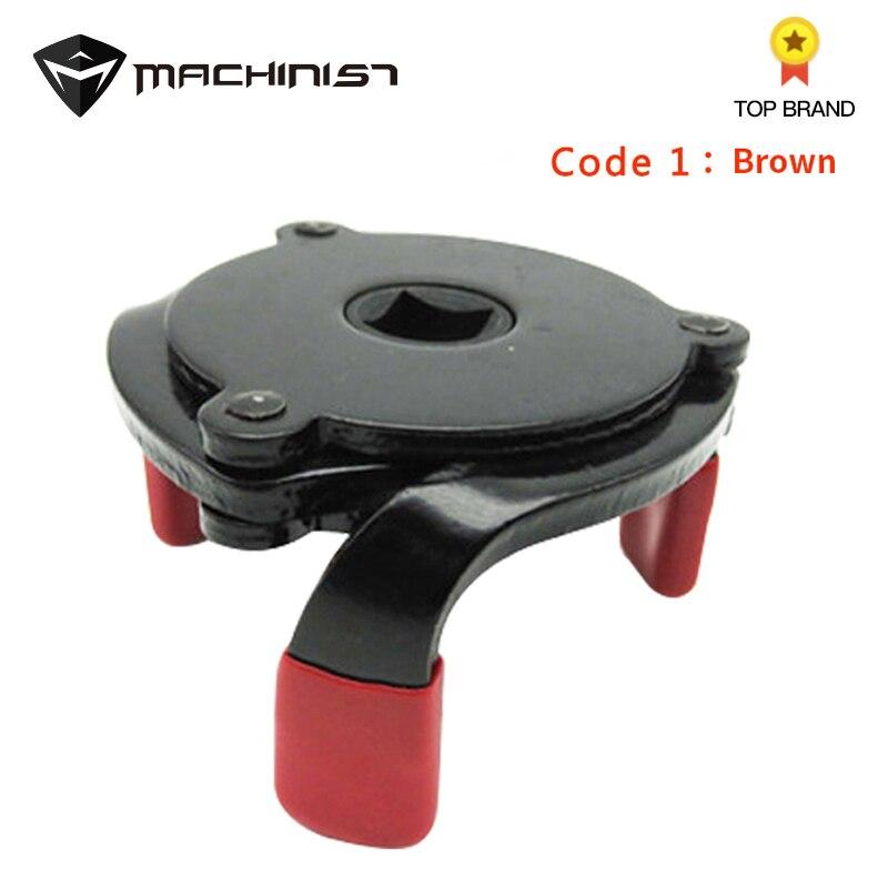 Auto reparatur werkzeuge Ölfilter Schlüssel Werkzeug mit 3 Kiefer Remover-Tool für Autos Filter entfernung werkzeug 3/8 zoll interface
