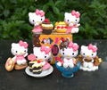 Limited Edition hello kitty Chocolate Party 40th anniversary Action Figures toy