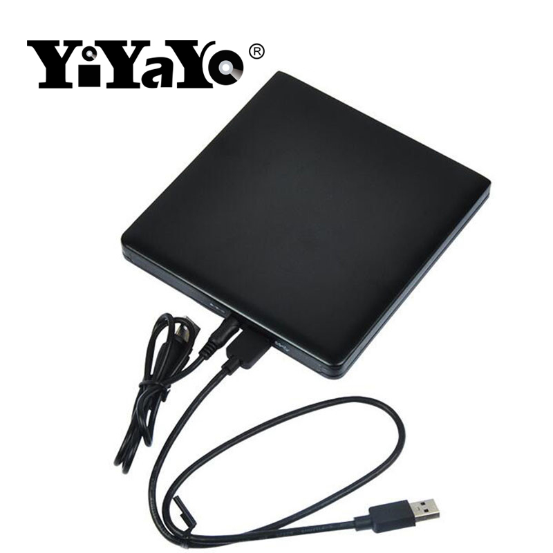 YiYaYo Bluray Burner USB 3.0 Reproductor de DVD-ROM Unidad óptica - Componentes informáticos - foto 2