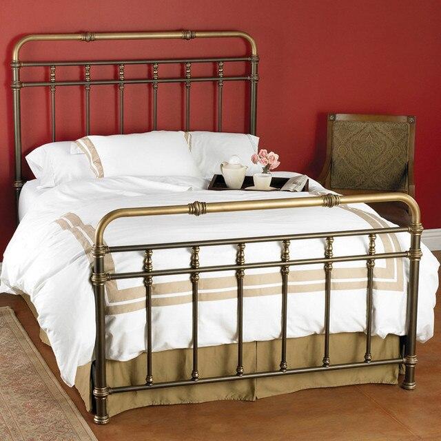 Schmiedeeisen Betten Retro Zu Tun Die Alten Europaischen Stil