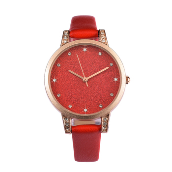 Promotion sales TADA Brand New Designer Women's 3ATM Waterproof Relojs Fashion Leather Watches women japan movement