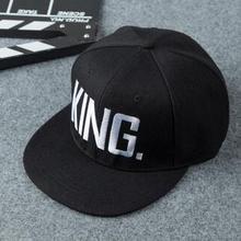 1 шт./лот «KING», «QUEEN» бейсболка с вышивкой Для мужчин Для женщин пара Бейсбол Кепки подарки модные кепки в стиле хип-хоп