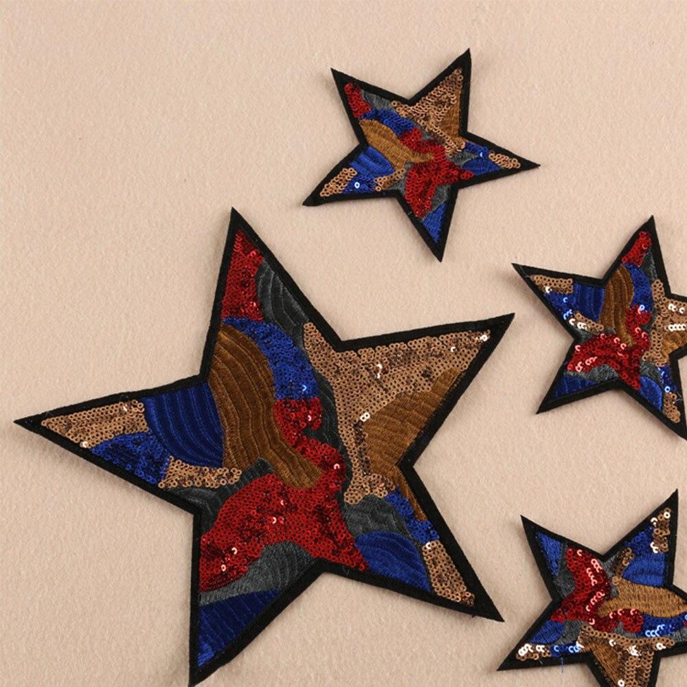вышивка пятиконечной звезды схема