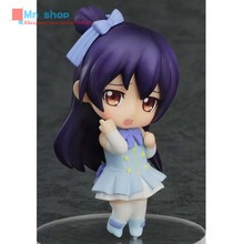 Free Shipping 7pcs Cute Love Live! Anime School Idol Project Boxed PVC Action Figure Collection Model Toy (7pcs per set) P45