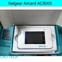 Unlocked Netgear Aircard 782S (AC782S) 4G LTE Router CAT4 Pocket Wifi Mifi  4g Sim Card Slot