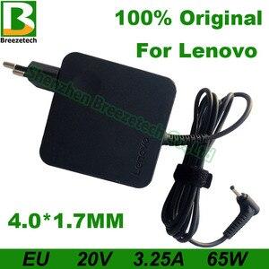 EU 20V 3.25A 65W 4.0*1.7mm AC Laptop Adapter For Lenovo B50-10 IdeaPad 120s-14 100-14 100-15 Yoga 510-14 710-13 Air 12 13 15