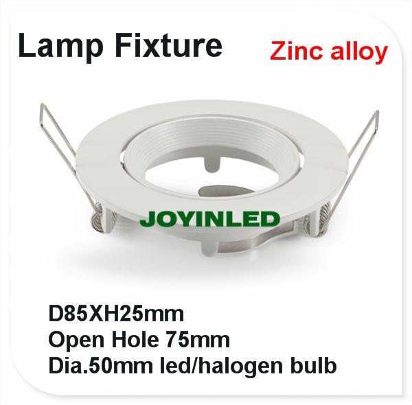 Hot standard MR16 Spotlight Ceiling light Bracket house Led Lamp ...