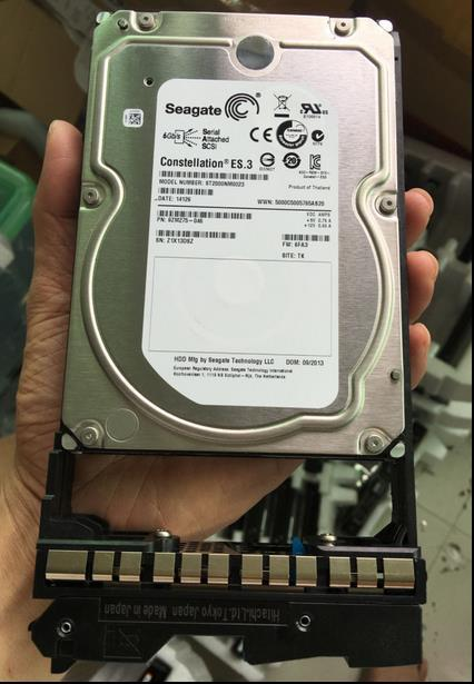 3 years warranty  100%New and original  HUS110 130 150 2TB 3.5inch SAS   3285067-A