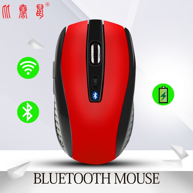 Bts-315B Hot Selling Mouse 3.0 Ghz Bluetooth Wireless Optical Gaming Mouse Gamer Mice For PC Laptop Computer Pro Gamer