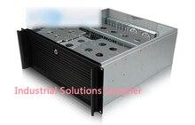 Алюминий качество панель 4u компьютерный корпус 6 оптический привод немного 4u сервер компьютерный корпус 4u промышленный компьютер случай полного открытия в
