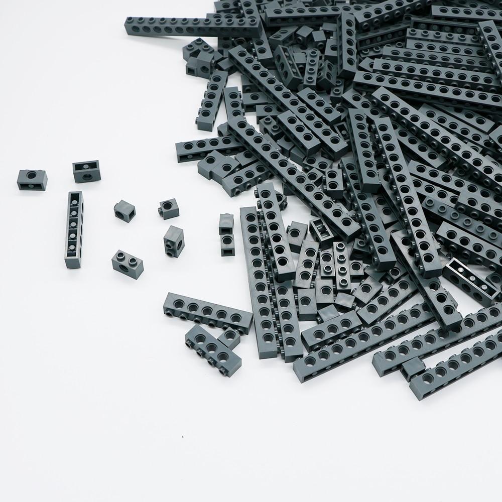 Texniki bina blokları hissələri qalın kərpic MOC 10 ölçüsü 5 - Uşaq konstruktorları - Fotoqrafiya 5