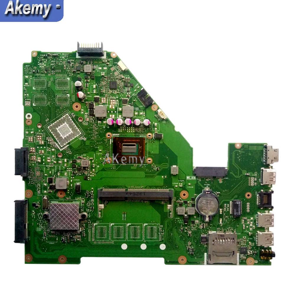 Akemy X550CA Motherboard Laptop UNTUK ASUS X550CA X550CC X550CL R510C Y581C X550C X550 Uji Asli Mainboard 2117U CPU