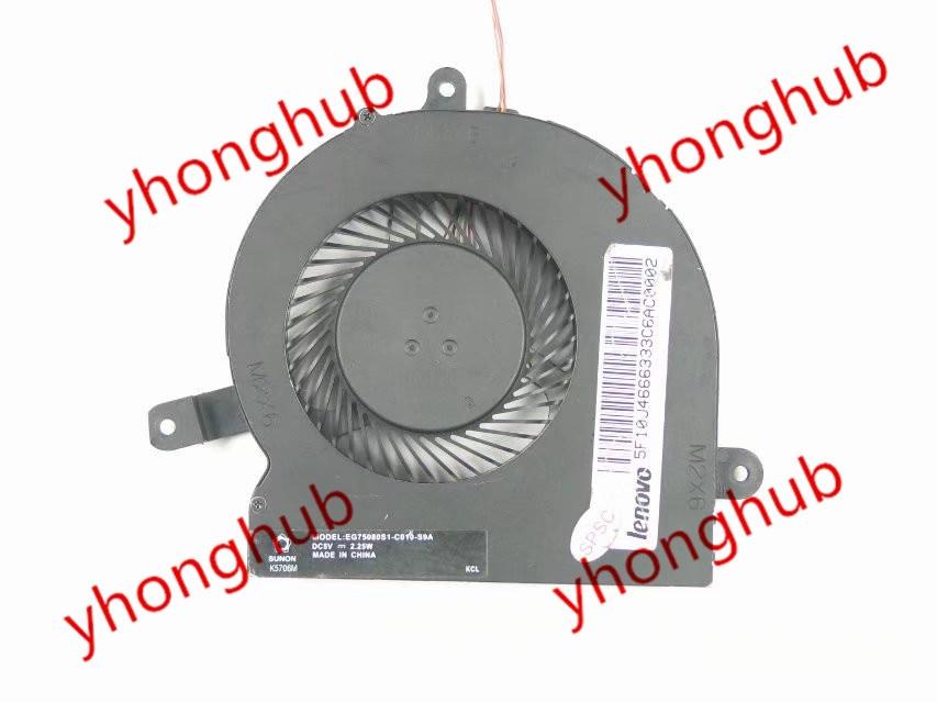 SUNON EG75080S1-C010-S9A, DC28000CSS0 DC 5V 2.25W    Server Bare fan доска для объявлений dz 5 1 j9c 037 jndx 9 s c