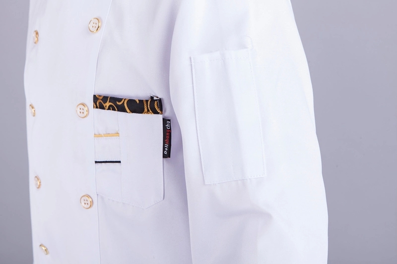 aliexpress.com: acheter 2015 chef patissier veste de travail ... - Broderie Veste De Cuisine