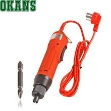 Электрическая отвертка 220V электрическая OS-600 801 головка электрической отвёртки