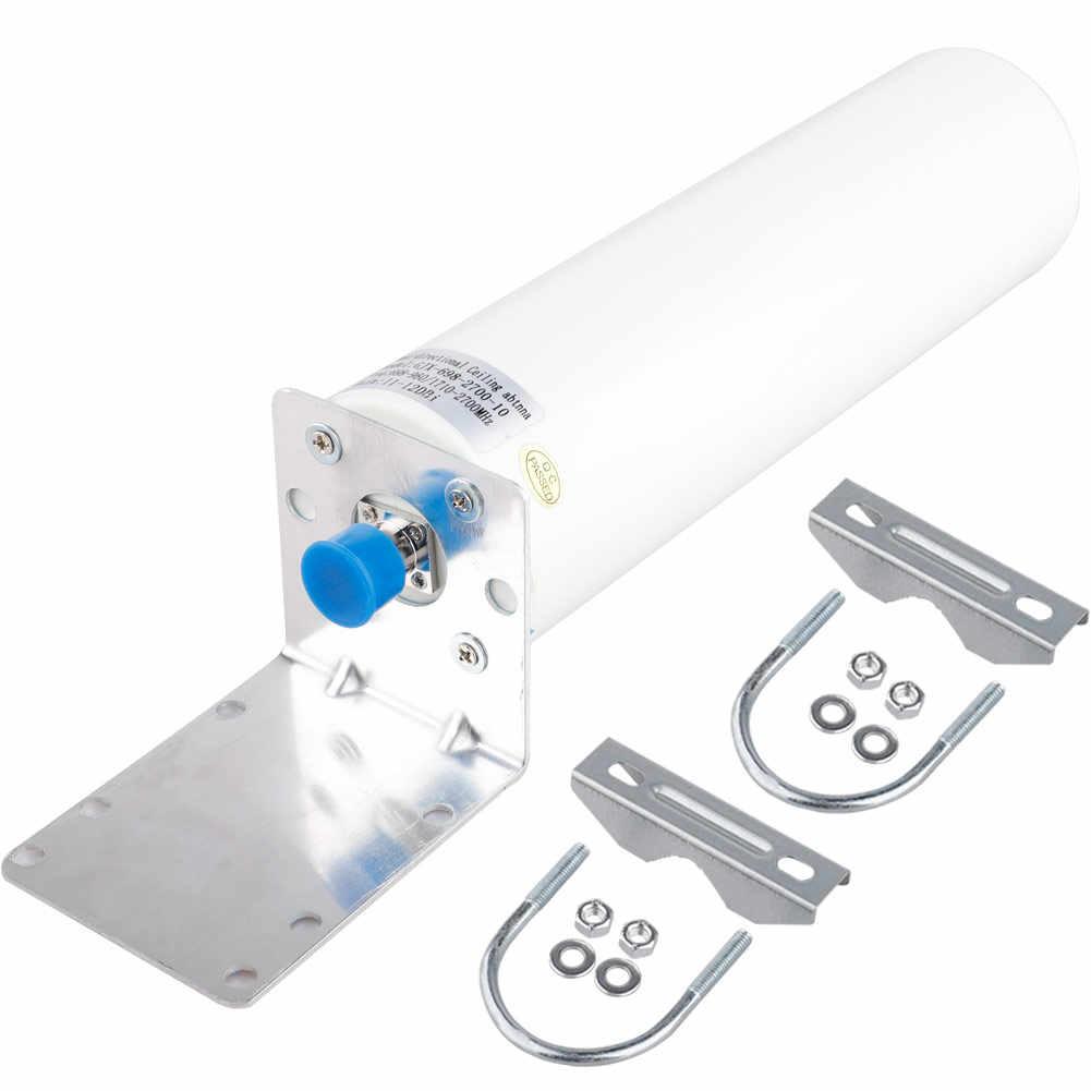 Antena zewnętrzna 3G 4G 698-2700MHZ antena zewnętrzna do routera wzmacniacz sygnału komórkowego