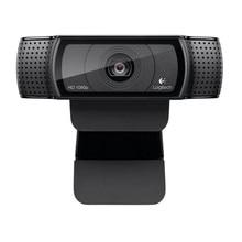 Logitech C920, 15 MP, 1920 x 1080 pixels, 720p,1080p, H.264, USB 2.0, Black,HOT SALE