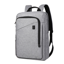 Cai Brand Unisex Fashion Casual Business Backpack Large Capacity Computer Laptop Bag Waterproof Multifunctional School Bags