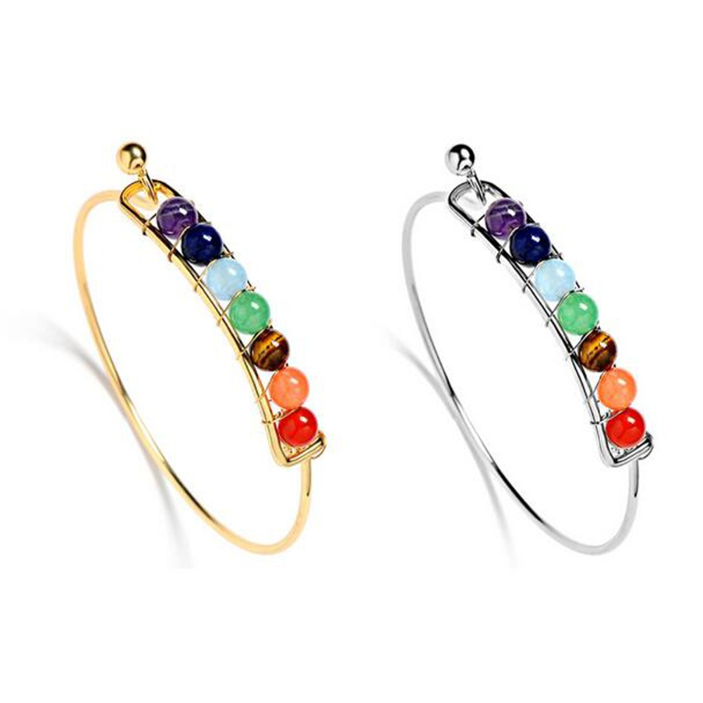 BC012-4 Chakra Bracelets