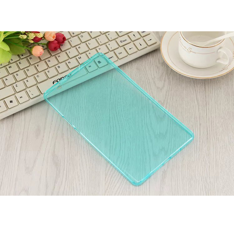 ocube ocube Luxury Crystal Transparent Clear Soft TPU Back Case Cover For Huawei MediaPad M3 8