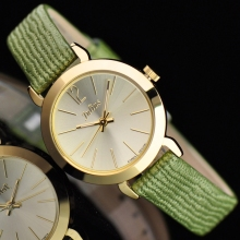 Julius Lady Woman Wrist Watch Quartz Hours Best Fashion Dress Korea Bracelet Band Leather Clock Multicolors